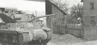 Un petit village théâtre d'une Bataille: Kilstett Bat110