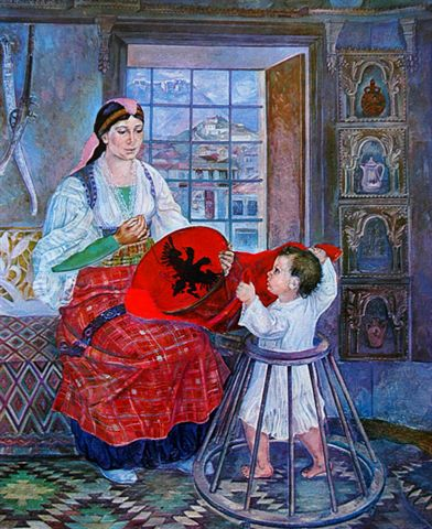 Piktura Shqiptare Foto710