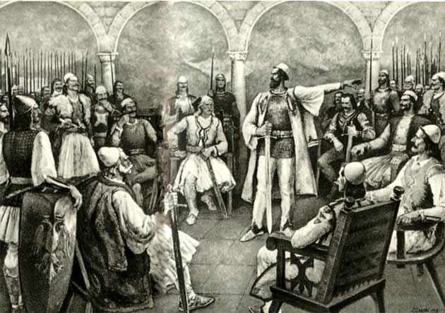 Piktura Shqiptare Kuvend10