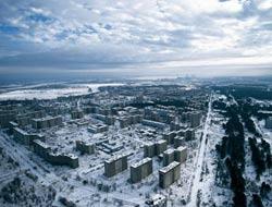 Ukrayna'daki Hayalet Şehir Pripiat 6141610