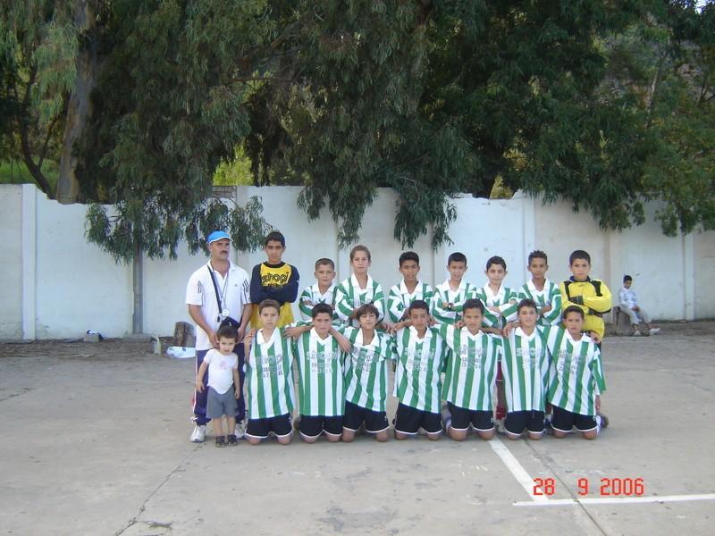 Mokhtar Djouder, le fondateur de l'école de football d'Aokas  168