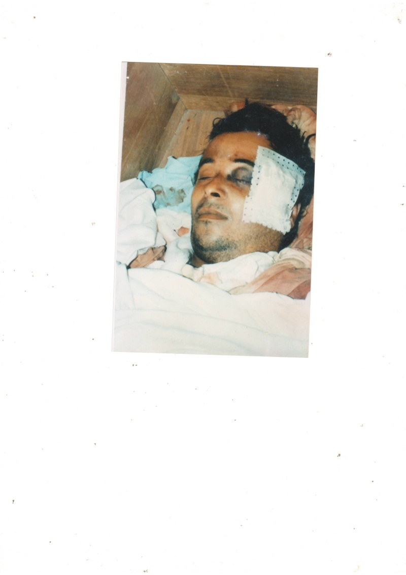 Saidi Akli , le martyr d'Aokas du printemps noir 2001 Numari13