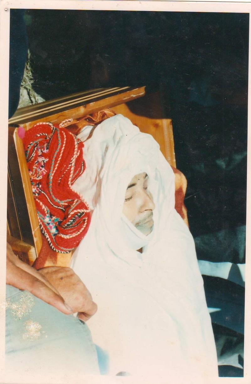Saidi Akli , le martyr d'Aokas du printemps noir 2001 Numari17