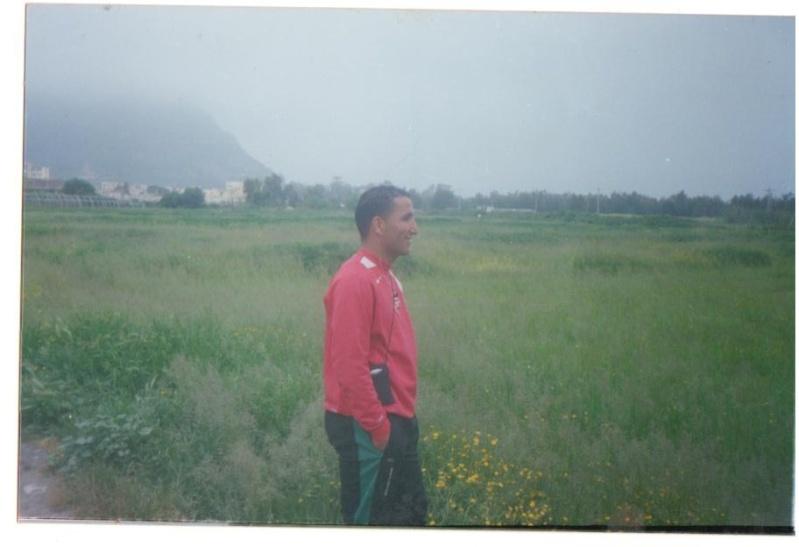 Azzoug Yazid, entraineur des minimes du CRBAokas  Photo_28