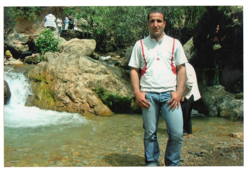 Azzoug Yazid, entraineur des minimes du CRBAokas  Yazid_10