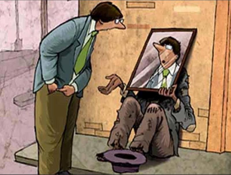 El mendigo y el espejo Mend10