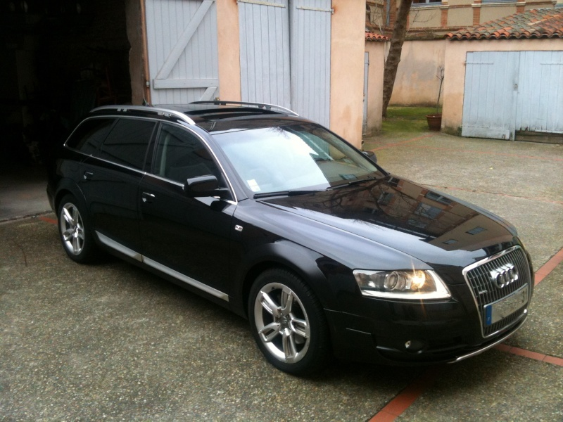 """Topic Officiel > Audi A6 """"C6"""" Allroad 2005-2011 - Page 5 Img_1615"""