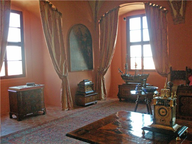 Замок Даэрона.... 635c5b10