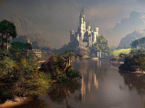 Замок  Неван... 72075410