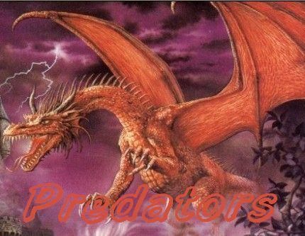 Dragons Predators