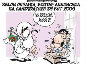 Son excellence Boutef III en caricature  08050210