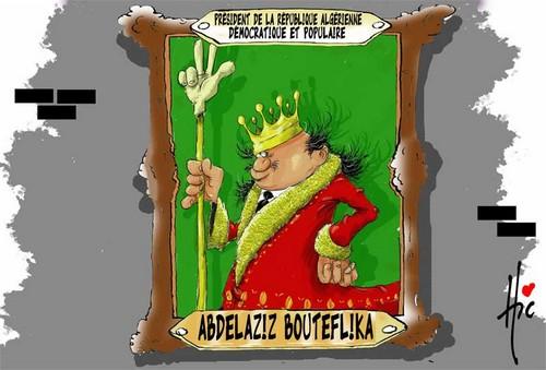 Son excellence Boutef III en caricature  0fb-le10