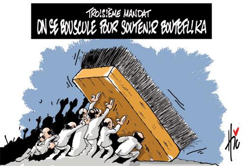 Son excellence Boutef III en caricature  Carica11