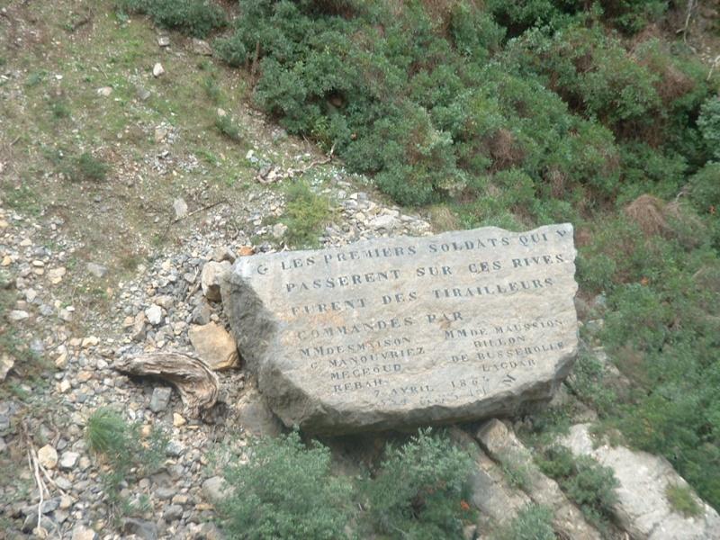 Les Gorges de Bordj Mira Allant Vers Kherrata Dscf0017