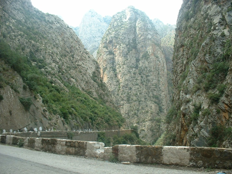 Les Gorges de Bordj Mira Allant Vers Kherrata Dscf0018