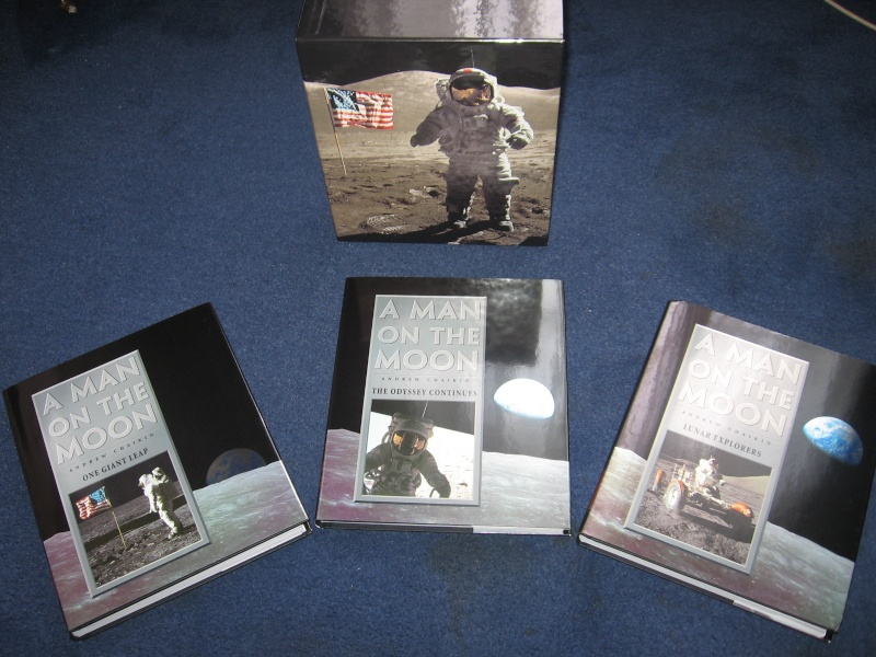 A Man On The Moon - Edition Time-Life Books 00110