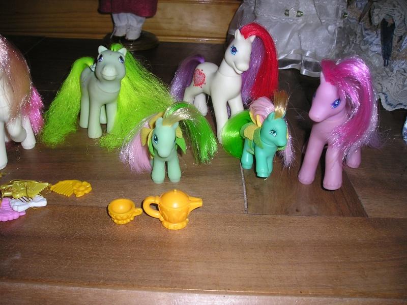 Ma petite  collection de poney ^^ P1010079