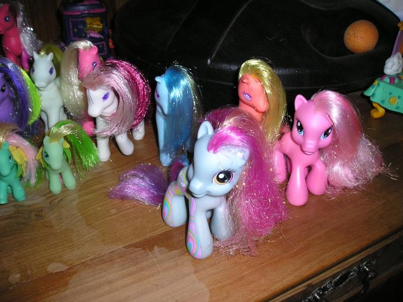 Ma petite  collection de poney ^^ P1010324
