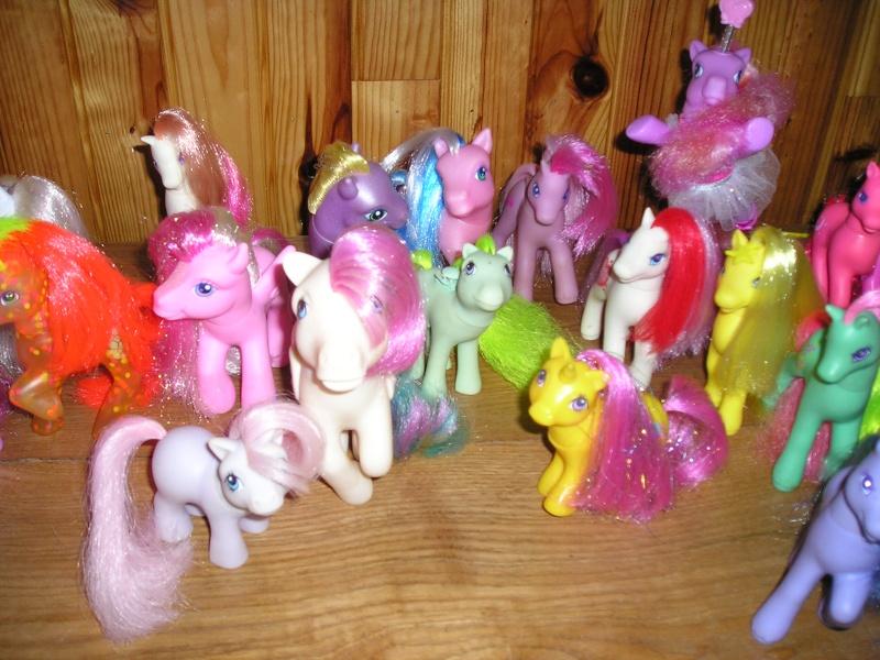 Ma petite  collection de poney ^^ P1010326