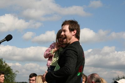 David Cook with his family! Always14