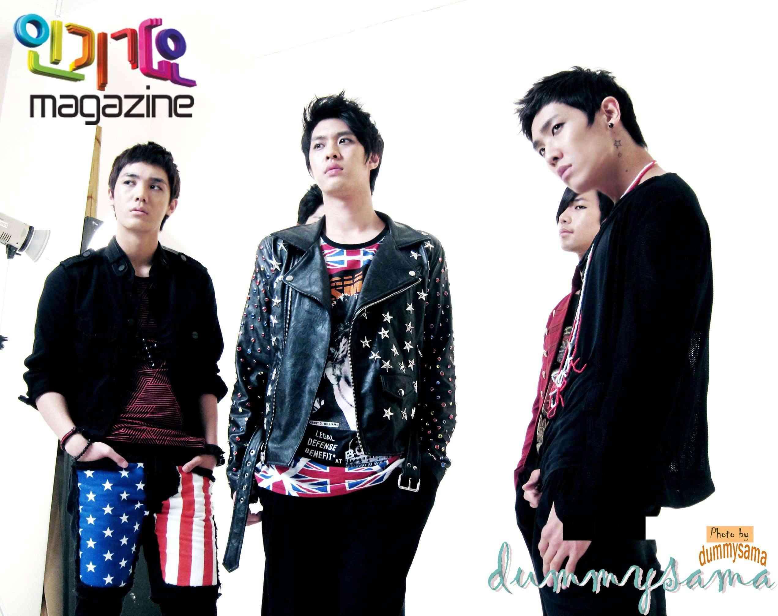 [Pics] Inkigayo Magazine 7ec9b910