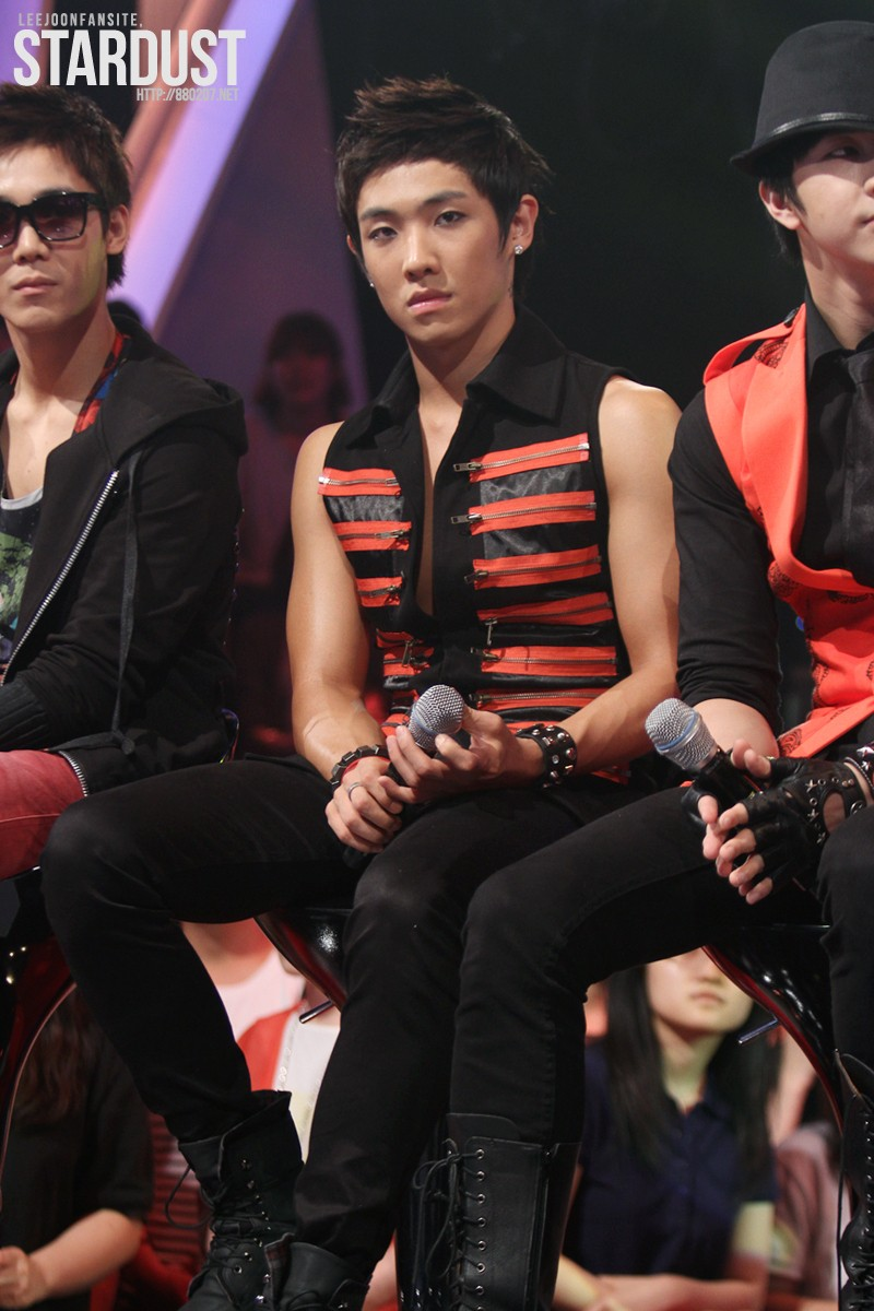 [02.08.11] MBLAQ @ Mnet's MUST Sd1110