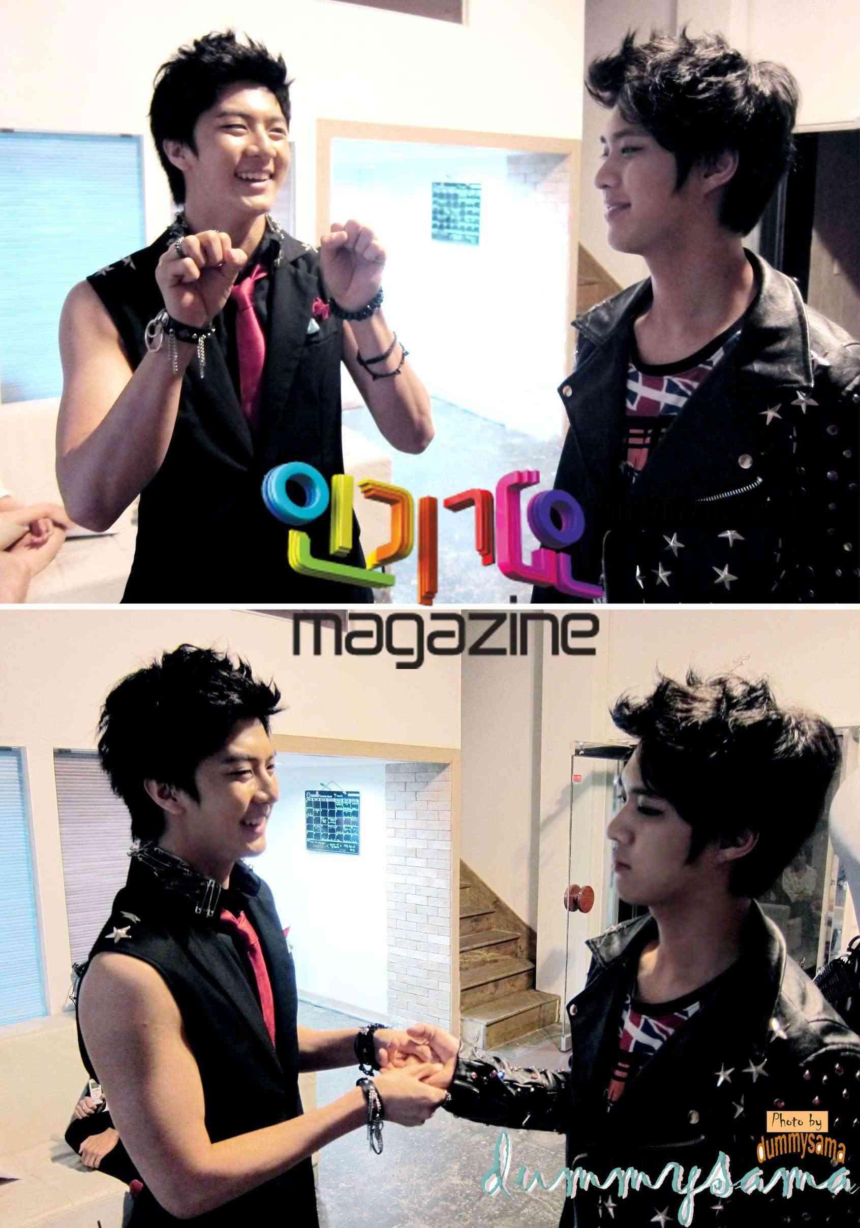 [Pics] Inkigayo Magazine Thuseu10