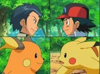 Pikachu vs Raichu ? Semttu10
