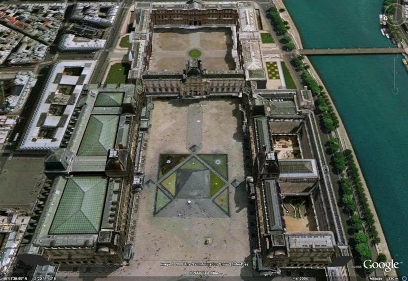 Palais du Louvre, Paris - France Louvre10
