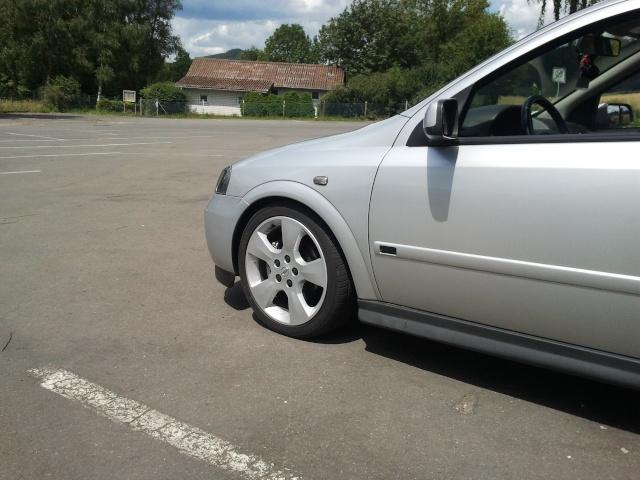 Fahrwerk Astra G  2011-022