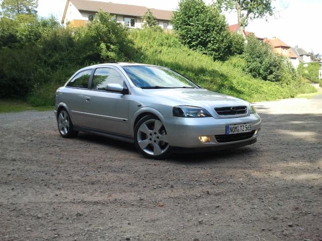 Fahrwerk Astra G  2011-024