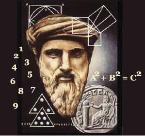 Pitagora dhe magjia e numrave Pythag10