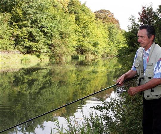 Carnets de pêche La classe sauvage du Rhône au Rhin Entre-10