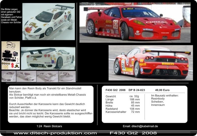 carro résine 1/24 + 1 kit tamiya NISSAN GTR R35 2008 Ditech10