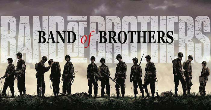 BAND OF BROTHERS - ISW