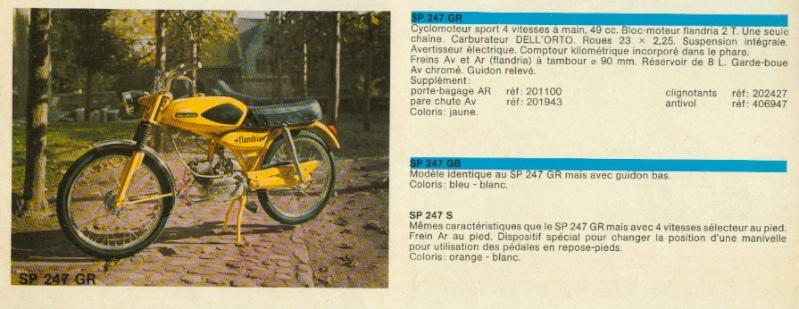 flandria sp 247 Sp24710