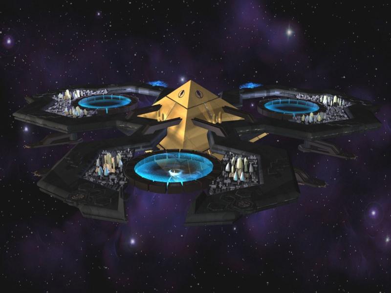 La flotte d'Amon Râ 1210