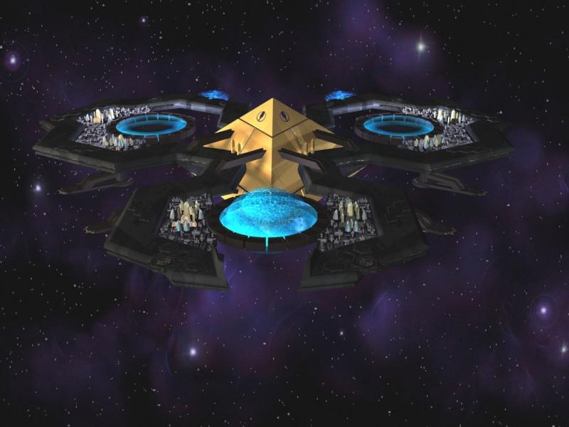 La flotte d'Amon Râ 1410