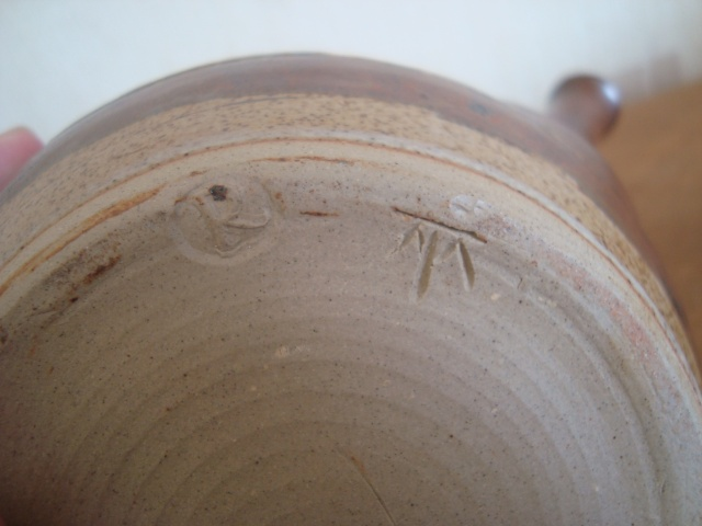 Michael Tovey  -  Rowlstone Church Pottery 02510