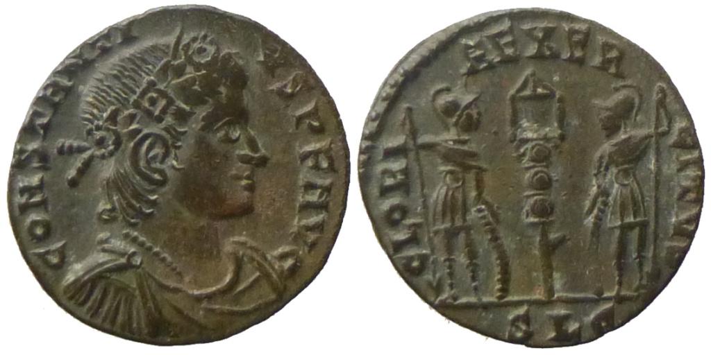 Constance II pour Lyon 0871010