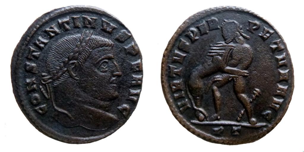 Hercule terassant le lion de Némé Ci_00210