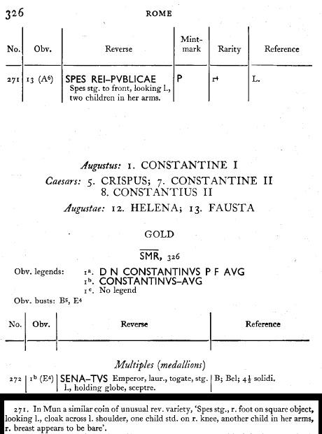 Fausta de Rome - particularité ? Ricrom10