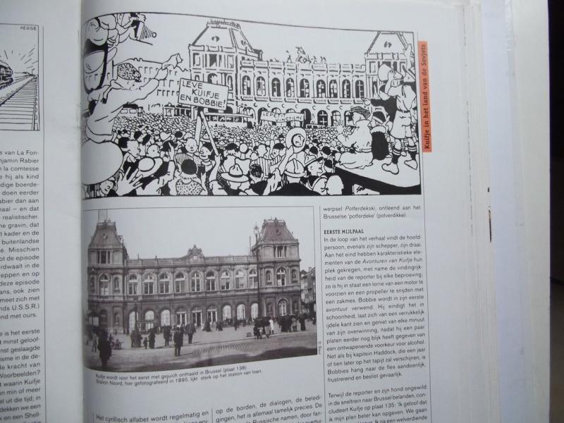 Numéro Spécial Tintin Historia Le Point (la suite été 2012) 00311