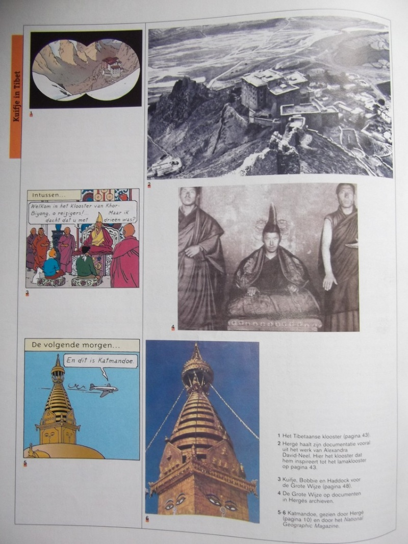 Numéro Spécial Tintin Historia Le Point (la suite été 2012) 00411