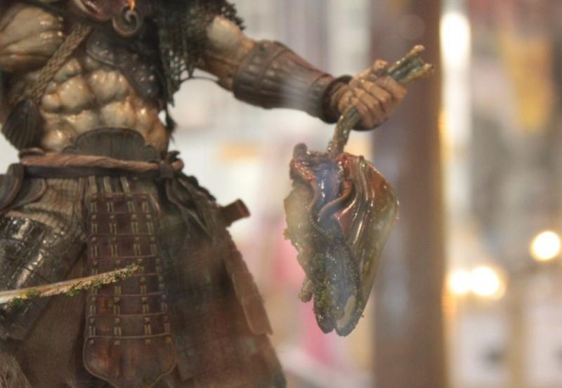 predator samourai hot toys 15114110