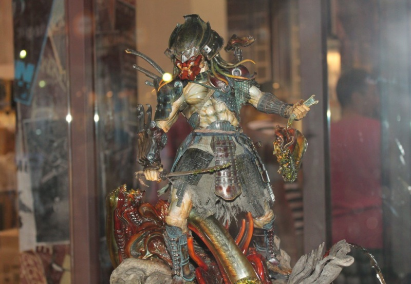 predator samourai hot toys 15120410