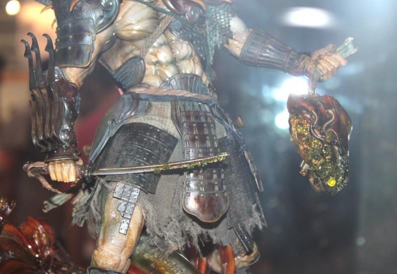 predator samourai hot toys 15121610