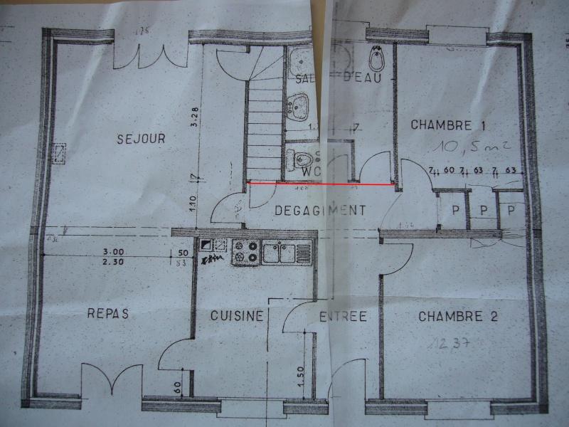 porte galandage quel espace n cessaire lectricit. Black Bedroom Furniture Sets. Home Design Ideas