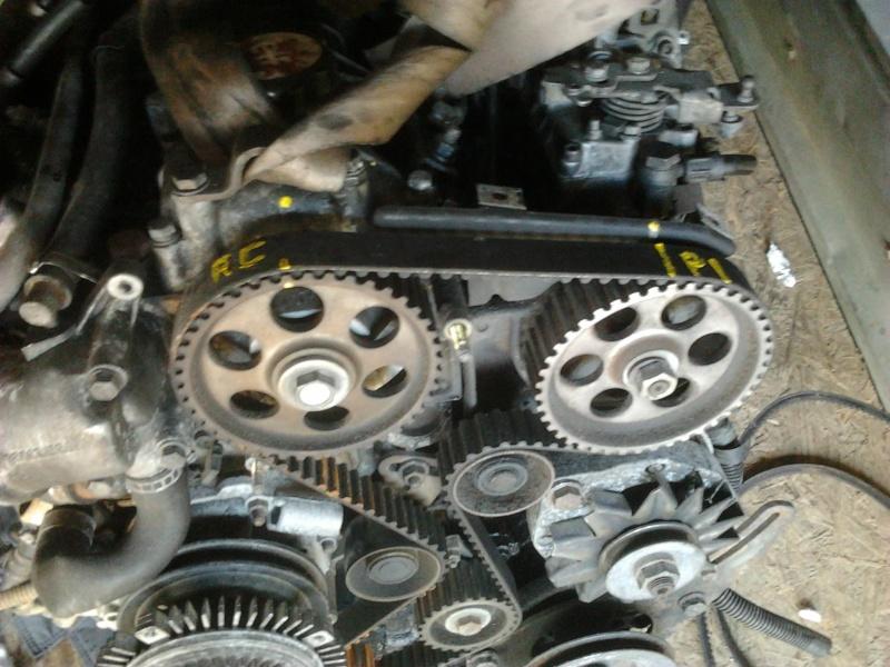 remplacement moteur Photo012