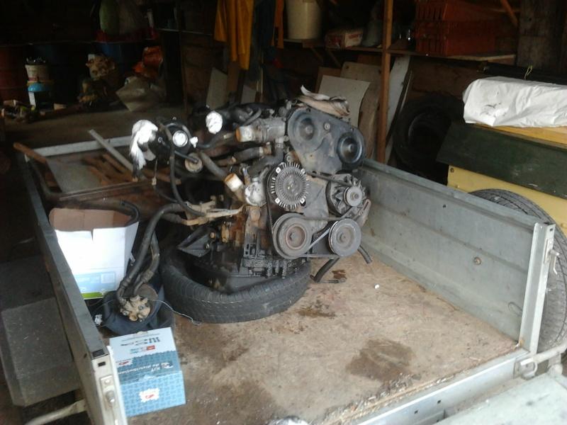 remplacement moteur Photo013